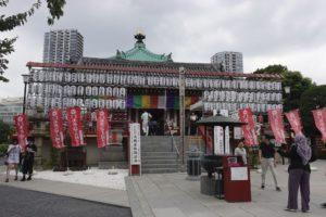 tokyo ueno kiyomizu kannondo
